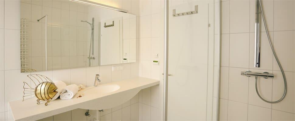 Badezimmer inkl. Dusche